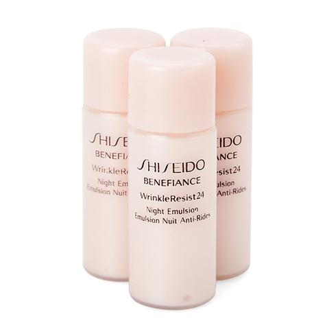 Combo 3 sữa dưỡng chống lão hóa Shiseido 7ml
