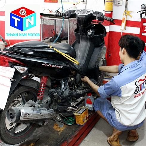 Trọn gói Bảo dưỡng xe máy toàn diện 12 tháng- Thành Nam Motor