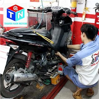 Cùng Mua - Tron goi Bao duong xe may toan dien 12 thang- Thanh Nam Motor