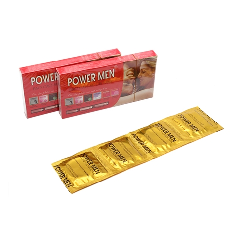 2 hộp BCS Powermen Gia Đình dẹt