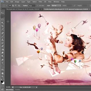 Cùng Mua - Khoa hoc online photoshop chuyen nghiep 1 Nam tai Edumall