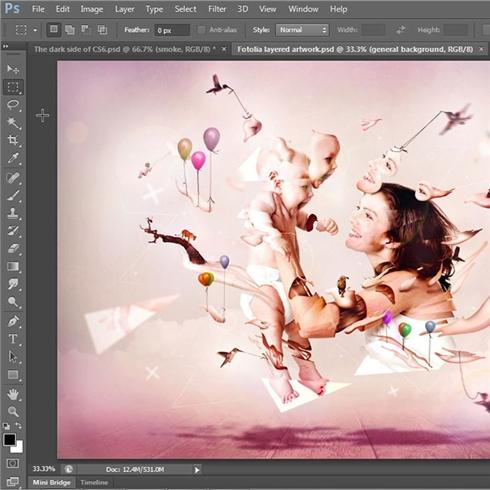 Khoá học online photoshop chuyên nghiệp 1 Năm tại Edumall