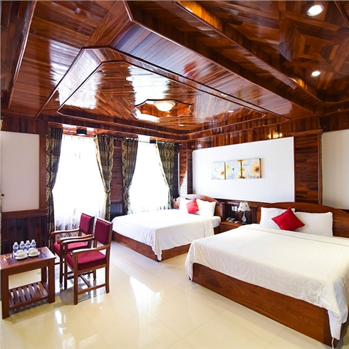Khách sạn San San Đà Nẵng tiêu chuẩn 3* gần Biển Mỹ Khê