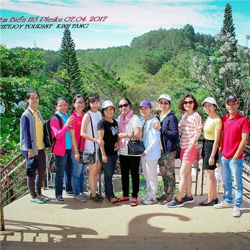Tour Pleiku - Thủy Điện Yaly - Biển Hồ - Mùa hoa dã quỳ 2N3Đ