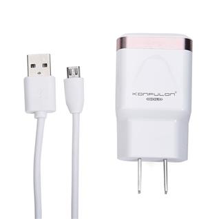 Cùng Mua - Bo cap sac 2 dau KONFULON C31 Cong Micro USB
