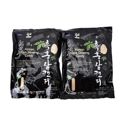 Combo 2 kẹo Hắc Sâm Hàn Quốc 250g