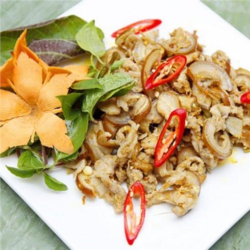 Thịt heo rừng tươi ướp sẵn (1kg) kèm nước chấm hiệu Kim Phụng