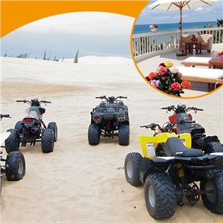 Cùng Mua - Tour Phan Thiet 2N1D - Thien Duong Nghi Duong-Resort 4*