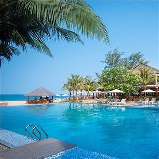 Cùng Mua - Resort Eden Phu Quoc chuan 4 sao 3N2D kem ve may bay khu hoi