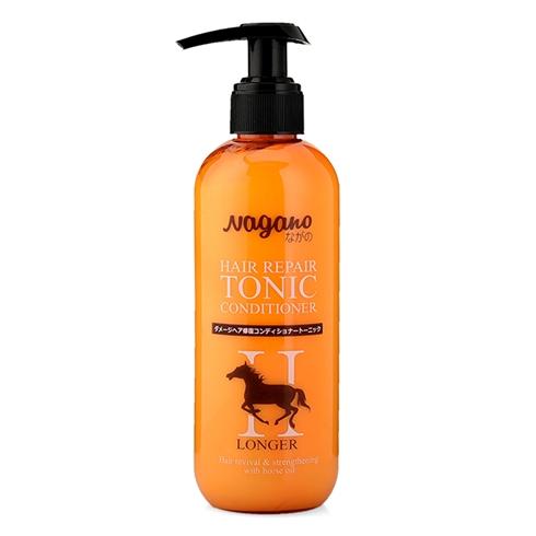 Kem dưỡng tóc chiết xuất dầu ngựa 250ml Nagano