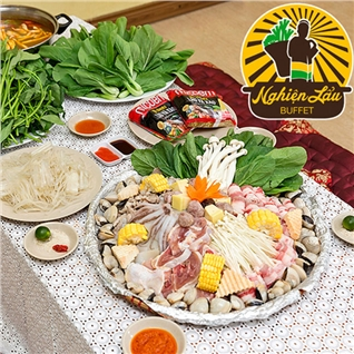 Cùng Mua - Set lau Thai thap cam cho 6 nguoi Mang ve -NH Nghien Lau