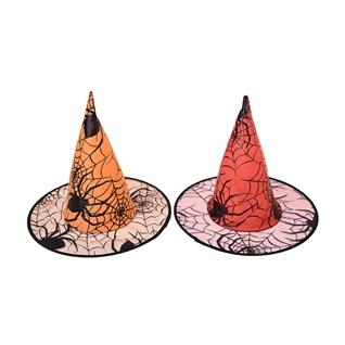 Cùng Mua - Combo 2 non hoa trang phu thuy Halloween MS 327