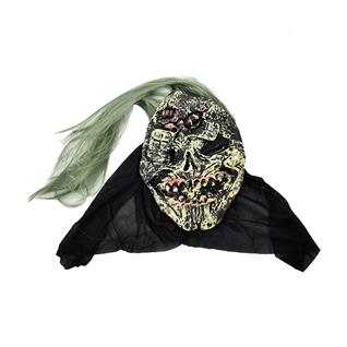 Cùng Mua - Mat na da hoa trang Halloween mat quy M2 MS319