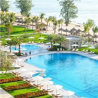 Cùng Mua - Vinpearland Phu Quoc Resort chuan 5 sao 3N2D + VMB (Khu hoi)