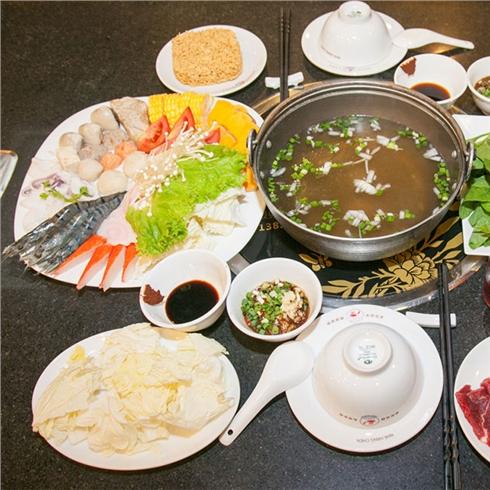 Lẩu tự chọn hương vị Nhật Bản (2 người) - NH Chen Shabu Shabu