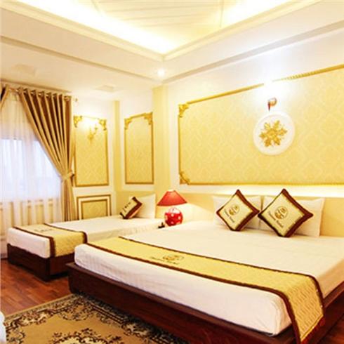Khách sạn Thái Sơn Palace Hà Nội chuẩn 3* - Trung tâm Hà Nội