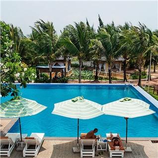 Cùng Mua - Resort Eden Phu Quoc chuan 4* 3N2D bao gom an sang buffet