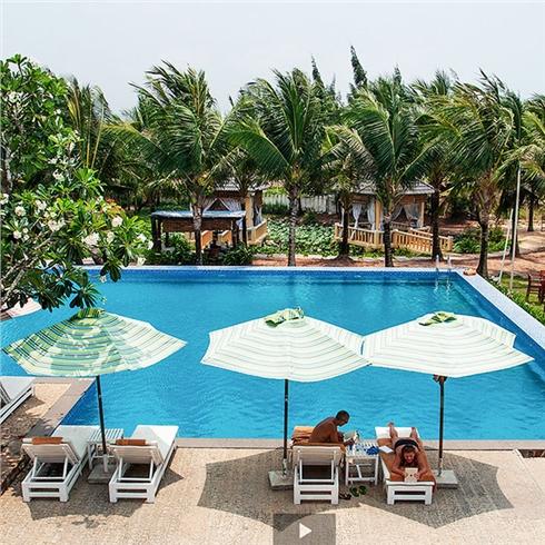 Resort Eden Phú Quốc chuẩn 4* 3N2Đ bao gồm ăn sáng buffet