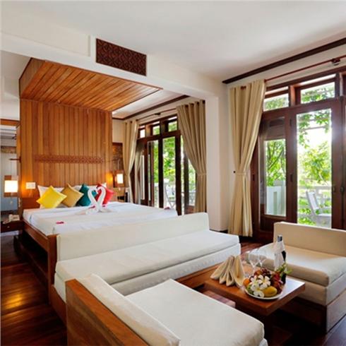 Khách sạn Like Hội An tiêu chuẩn 3 sao + Ăn Trưa / Tối 2N1Đ