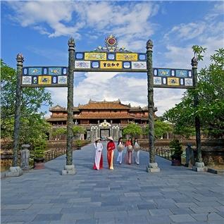 Cùng Mua - Tour Hue City 01 ngay khoi hanh tu Da Nang (KH moi ngay)