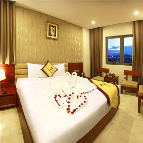 Khách sạn Vỹ Thuyên chuẩn 3 sao Đà Nẵng 2N1Đ