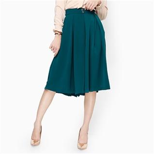 Cùng Mua - Quan culottes-taylor duyen dang mau xanh