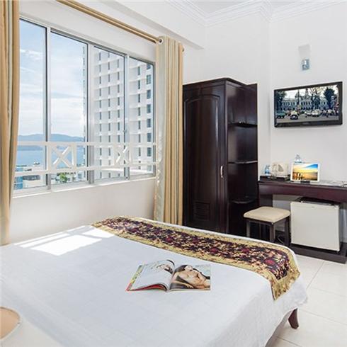 Khách sạn Brandi Nha Trang tiêu chuẩn 3* Phố biển Nha Trang