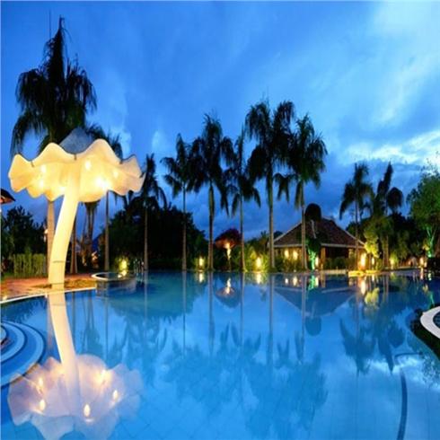 Resort Việt Star Phú Yên tiêu chuẩn 5 sao