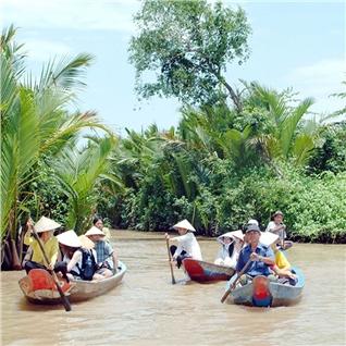 Cùng Mua - Tour kham pha song nuoc Mekong Mien Tay 2N1D