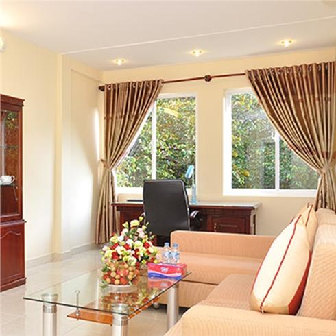 Căn hộ Lam Sơn Deluxe Apartment chuẩn 3 sao Vũng Tàu 2N1Đ