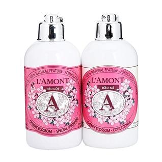 Cùng Mua - Dau xa + dau goi tri gau L'amont En Provence Cherry Blossom
