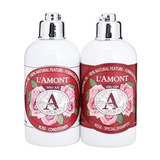 Cùng Mua - Combo dau xa + dau goi tri gau L'amont En Provence Rose