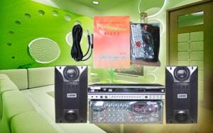 Dàn karaoke gia đình 5&6 số AZ9S P386:Tận hưởng niềm đam mê âm nhạc.