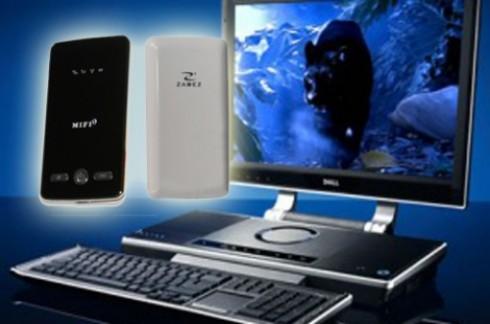 Mifi Zadez 3G Gateway I533:Thiết bị chuyển 3G thành Wifi.