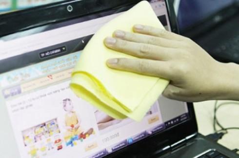 Combo 2 Khăn siêu thấm nước:Lau vật dụng trong nhà,làm khăn tắm.