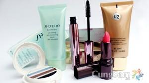 Trọn Bộ 04 Sản Phẩm Shiseido