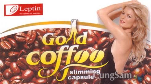 Cà Phê Giảm Cân Gold Coffee Slimming...