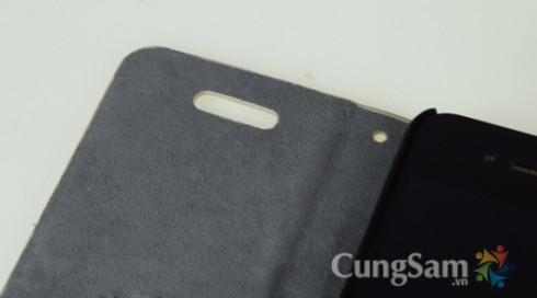 Bao da Iphone 4/4S Lopez - Thời Trang và Phụ Kiện - Thời Trang và Phụ Kiện