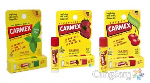 Son Dưỡng Môi Carmex - USA