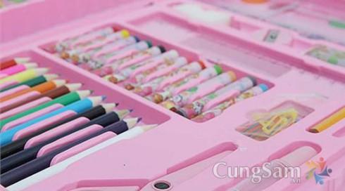 Hộp màu vẽ 86 món - Sản phẩm cho mẹ - Sản phẩm cho mẹ