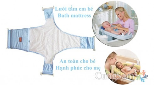 Lưới Tắm Em Bé Bath Mattress - Sản phẩm cho mẹ - Sản phẩm cho mẹ