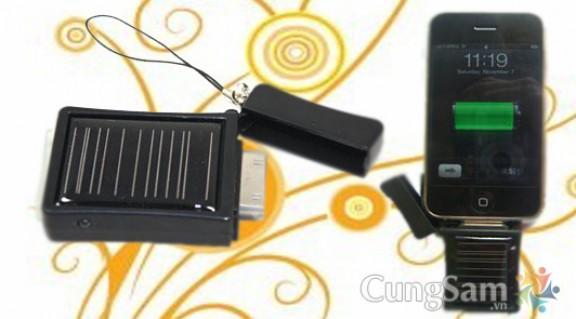 Sạc pin năng lượng mặt trời Solar...