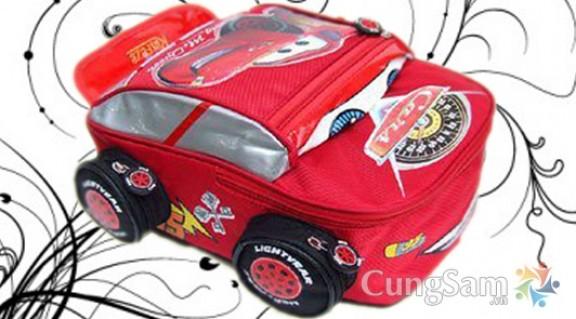 Ba Lô Mc Queen Cars - Ba lô cao cấp...