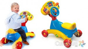BAP BENH VTECH 3 IN 1 SMART WHEELS