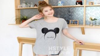 Áo Thun Nữ Mickey