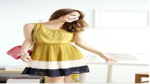 Đầm Xếp Ly