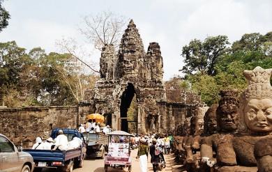 TOUR DU LỊCH CAMPUCHIA: SIEM REAP – PHNOM PENH – ANGKOR HUYỀN BÍ