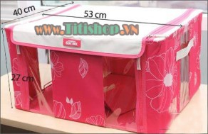 Tủ Vải Di Động Easy Box – Chất..