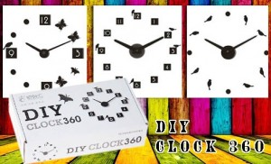 Đồng hồ dán tường trang trí th..