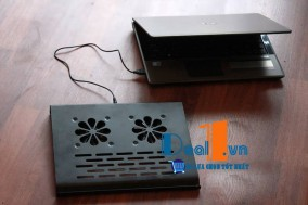 Fan Notebook Cooling Pad X-30..